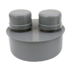 Аэратор канализационный(серый) ф50