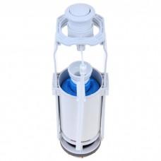 Арматура спускная кнопка белая Ani WC7010 для унитаза (37028)