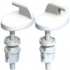 Крепеж для крышки-сиденья унитаза КР 05 (29576)