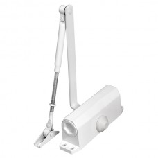Доводчик дверной SD-2050 AL 75-95 кг (алюминий)