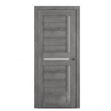 Дверь GL Light 26 600*2000 дуб муссон бел.сат.