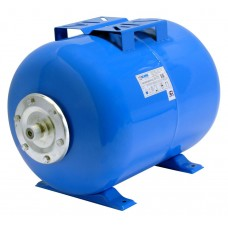 Гидроаккумулятор 50СT2 синий,горизонтальный Беламос