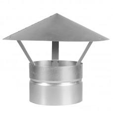 Зонт для трубы крашенный (разные диаметры)