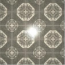 Плитка напольная Полонез белая 420х420х8мм (8шт 1.41м2)