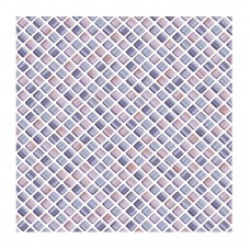 Плитка напольная АКСИМА Сиена 327х327х8мм синяя (13шт 1.39м2)
