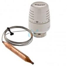 Термоголовка с выносным датчиком (диапазон регулировки 20-60 гр.С) 2м VALTEC (VT.5012.0.0)