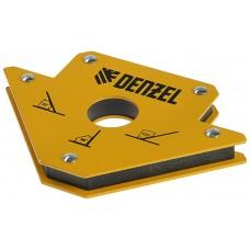 Фиксатор магнитный для сварочных работ усилие 50 LB//Denzel