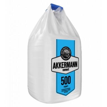 Цемент-М 500 ЦЕМ-I 42,5 Н Аkkermann (1т)