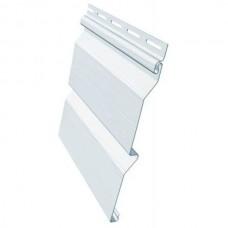 FineBer Сайдинг белый 3,66м х 0,2м (0.732м2)