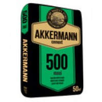 Цемент-М 500 II/А-Ш-42,5 Н Akkermann Оренбург 50кг
