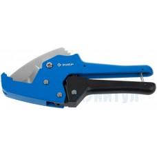Ножницы автомат.для пластк.труб d=42 мм ЗУБР Профессионал ТА-700(23705-42)