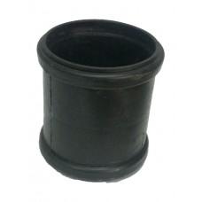 Муфта канализационная 110 (черная) (61160)