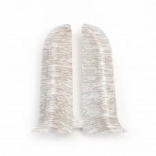 Заглушка пластик.левая Идеал Комфорт Ясень Светлый