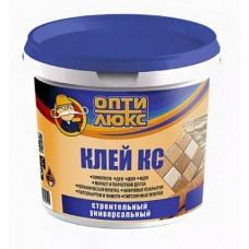 Клей КС Оптимакс/Оптилюкс 1,5 кг ведро