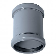 Муфта канализационная ремонтная(серая) ф110 (25473)