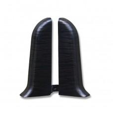 Заглушка пластик.левая Идеал Комфорт Венге Черный