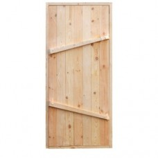 Дверь Банная 150х70 ХВОЯ