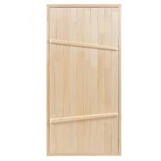 Дверь Банная глух.(коробка липа.) сорт А  1900х700