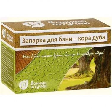 Запарка для бани (20*1,5г) Кора дуба (30018)