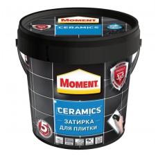 Затирка МОМЕНТ-Moment Ceramics (1кг)белый