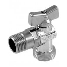 Кран шар.для подкл.сантехн.приборов НР 1/2х3/4 FR 216 (42641)