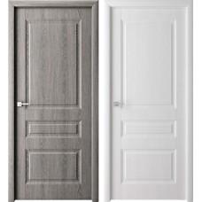 Дверь ДГ Каскад трюфель ПВХ 60*200