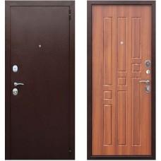 Дверь металл.Гарда 8мм. Рустикальный дуб(860П) Правая