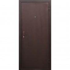 Дверь металл.Стройгост 5 мет./мет. 960 Прав.