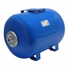 Гидроаккумулятор 80СT2 синий,горизонтальный 2 выхода