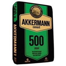 Цемент-М 500 II/В-Ш-42,5 Н Akkermann Оренбург 50кг