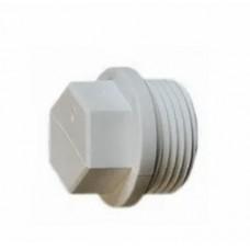 Заглушка ПП ф20*1/2 резьбовая (51263)