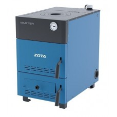 Котел твердотопливный Zota Master 12 кВт с варочн.поверх.