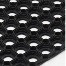 Коврик рез.Ячеистый  100х150 см-16мм CleanWill