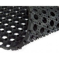Коврик рез.Ячеистый   50х100 см-16мм CleanWill