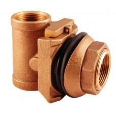 Адаптер для скважины подкл.1 дюйма.бронза