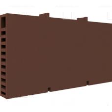 Вент.короб.60*115 коричневая (20-1040)