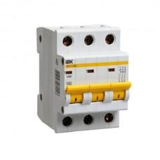 Выключатель автоматический IEK 3P-16A (9532844)