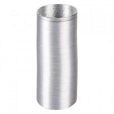 Воздуховод гибкий алюминевый гофрированный d-110 L-3м (36541)