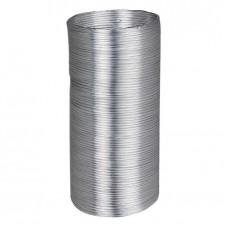 Воздуховод гибкий алюминевый гофрированный d-140 L-3м (35300)