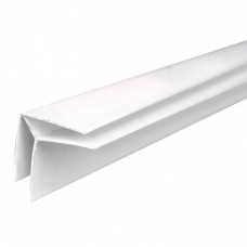 9010/3м Внешний угол ярко белый для панел. УЦЕНКА