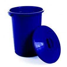 Бак 60л синий (69506)