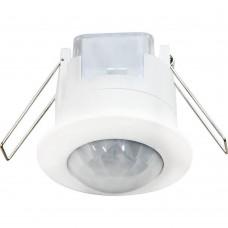 Датчик движения и освещенности 1200Вт белый SEN86