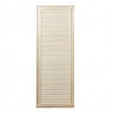 Дверь Банная глух.(коробка липа.) сорт В  1800х700