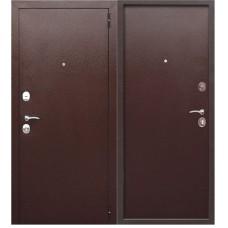 Дверь металл.Гарда Металл/Металл(860Л) Левая