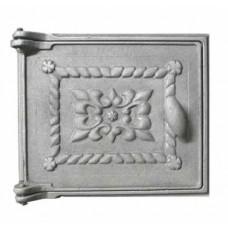 Литье печное Дверка ДТ-3 топочное 270*230мм с рисунком Балезино(5)(60802,52275)
