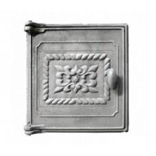 Литье печное Дверка ДТ-5 топочное 370*270мм с рисун.Бисер 4/4