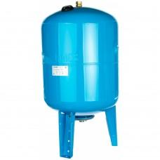 Гидроаккумулятор 100VT синий,вертикальный Беламос