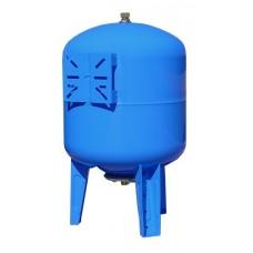Гидроаккумулятор 80VT синий,вертикальный Беламос