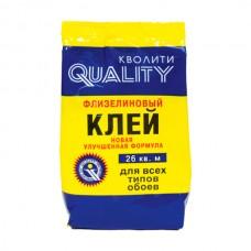 Клей для обоев QUALITY Флизелин. (К) (200гр)