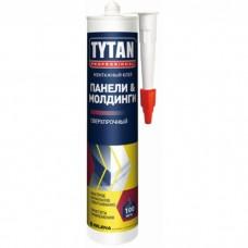 Клей монтажный TYTAN Professional Панели и Молдинги 310мл